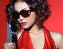 Chọn kính thời trang mùa hè 2009 cùng sao Việt ...