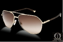 Dolce & Gabbana DG2094 488/13 Gold/Brown