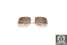 Cartier T8200811 PANTHÈRE DE CARTIER RIMLESS SUNGLASSES
